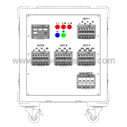 MD125-280RCBO