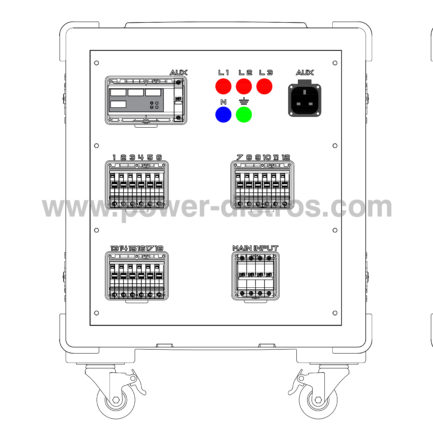 MD63-160RCBO
