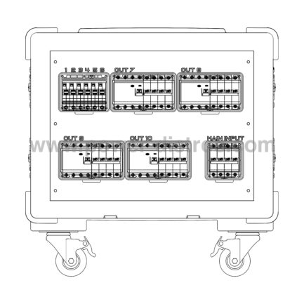MD63-200RCBO
