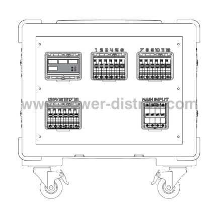 MD63-260RCBO