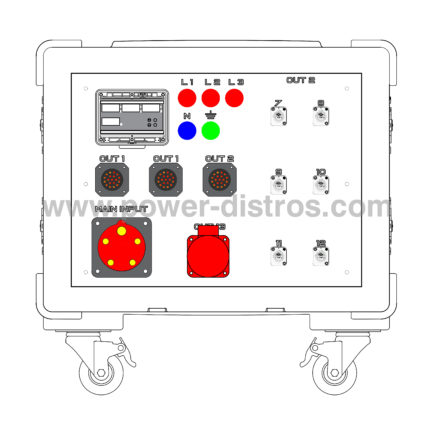 MD63-280RCBO
