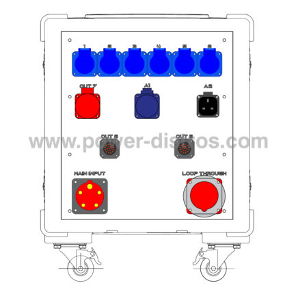 MD63-300RCBO