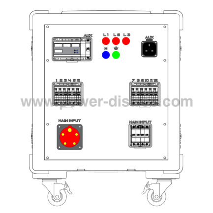 MD63-310RCBO