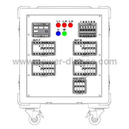 MD63-320RCBO